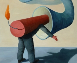 EasyWayOut, 2009, l/LW, 60x80cm